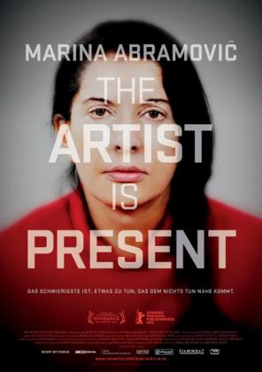 Marina Abramovic: The Artist is present (OV)