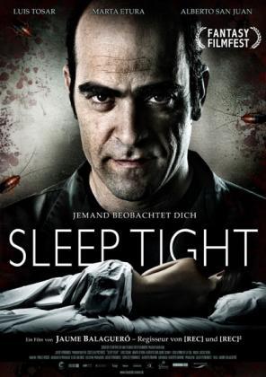 Filmplakat von Sleep Tight (OV)