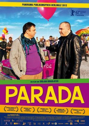 Filmplakat von Parada