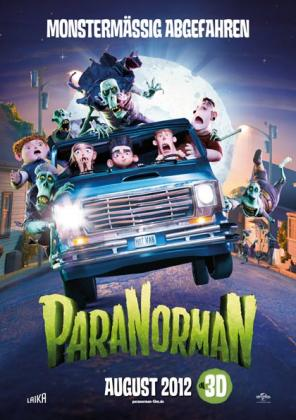 Filmplakat von ParaNorman