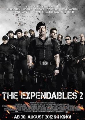Filmbeschreibung zu The Expendables 2