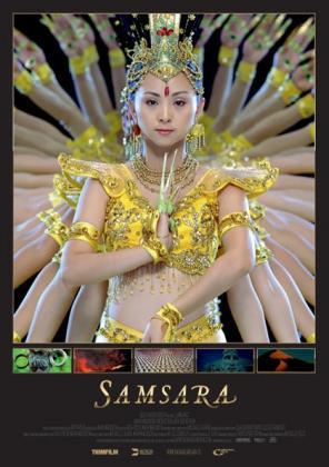 Filmplakat von Samsara (OV)