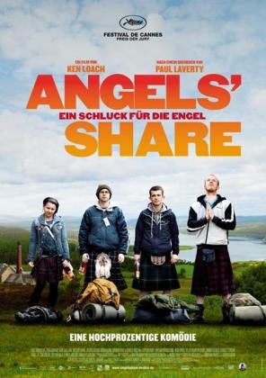 Angels' Share - Ein Schluck für die Engel (OV)