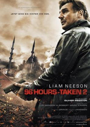 Filmbeschreibung zu 96 Hours - Taken 2