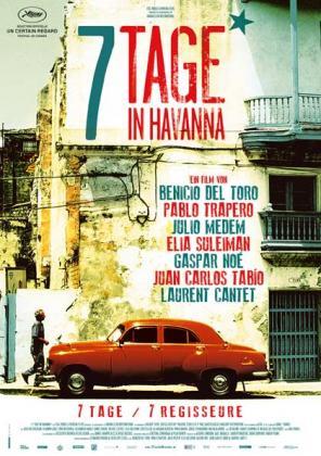 7 Tage in Havanna (OV)