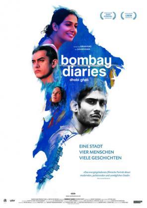 Filmplakat von Bombay Beach