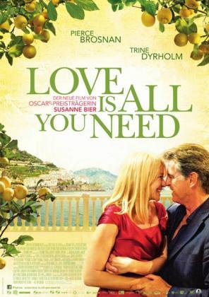 Filmbeschreibung zu Love is all you need