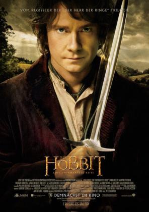 Der Hobbit: Eine unerwartete Reise 3D (OV)