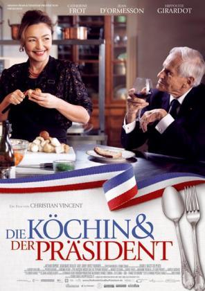 Filmplakat von Die Köchin und der Präsident (OV)