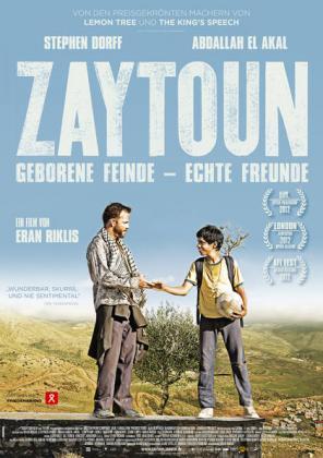 Zaytoun - Geborene Feinde - Echte Freunde (OV)