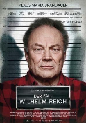Filmplakat von Der Fall Wilhelm Reich (OV)
