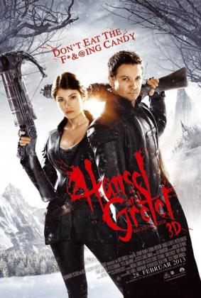 Hänsel & Gretel: Hexenjäger 3D