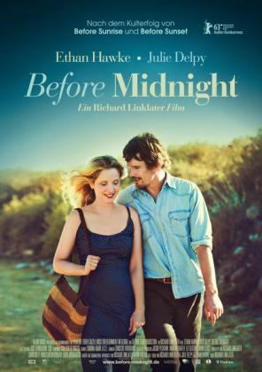 Filmplakat von Before Midnight