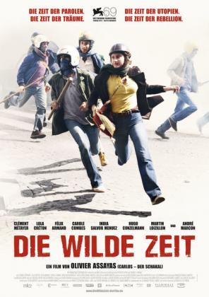 Die wilde Zeit (OV)