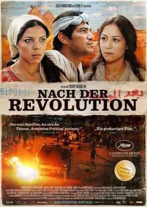 Filmplakat von Nach der Revolution