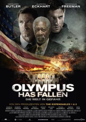 Olympus Has Fallen (OV)