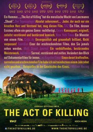 The Act of Killing (OV)