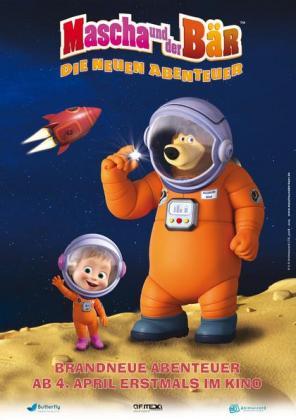Filmbeschreibung zu Mascha und der Bär