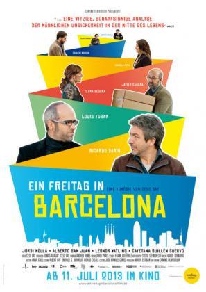 Ein Freitag in Barcelona (OV)