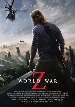 Filmplakat von World War Z (OV)