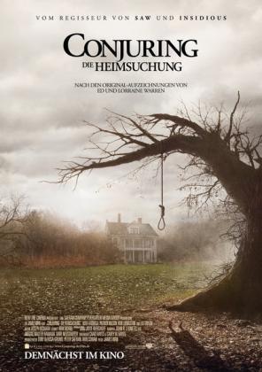 Conjuring - Die Heimsuchung (OV)