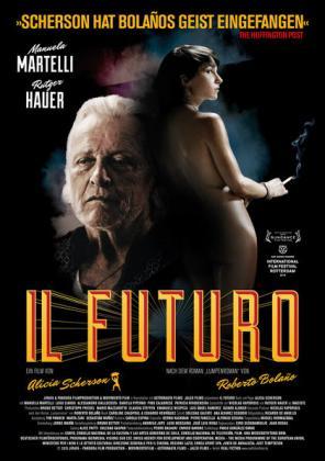 Filmplakat von Il Futuro - Eine Lumpengeschichte in Rom (OV)