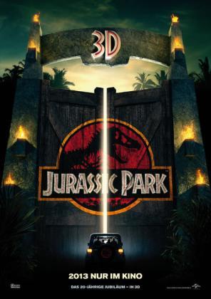 Jurassic Park 3D (OV)