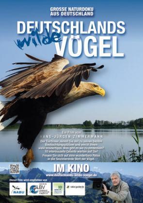 Filmplakat von Deutschlands wilde Vögel