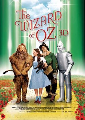 Der Zauberer von Oz 3D (OV)