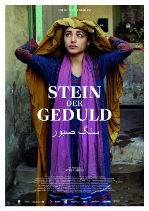 Filmplakat von Stein der Geduld (OV)