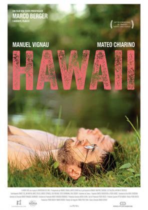 Filmplakat von Hawaii