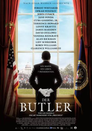 Der Butler (2013) (OV)