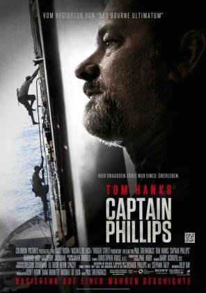 Filmplakat von Captain Phillips