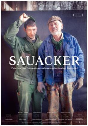 Filmplakat von Sauacker