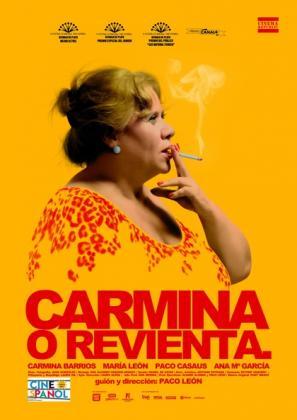 Filmplakat von Carmina o Revienta (OV)
