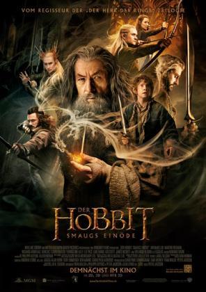 Der Hobbit: Smaugs Einöde 3D (OV)