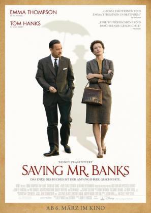 Filmbeschreibung zu Saving Mr. Banks