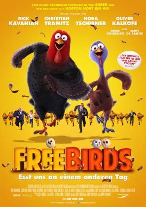 Free Birds - Esst uns an einem anderen Tag
