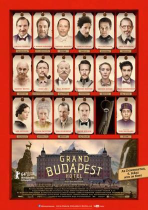 Grand Budapest Hotel (OV)