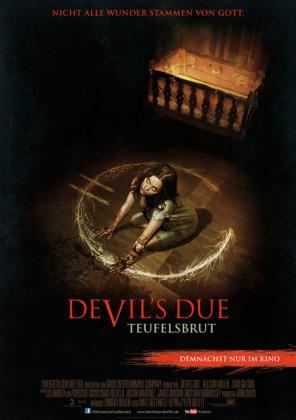 Filmplakat von Devil's Due - Teufelsbrut