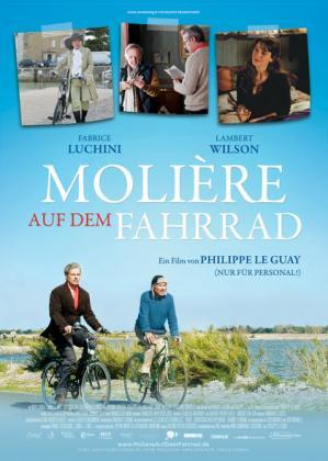 Molière auf dem Fahrrad (OV)