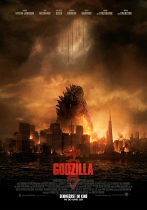 Godzilla (2014) 3D