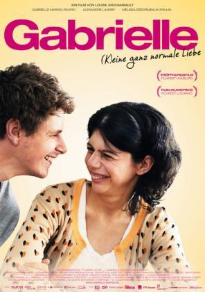Filmplakat von Gabrielle - (K)eine ganz normale Liebe (OV)