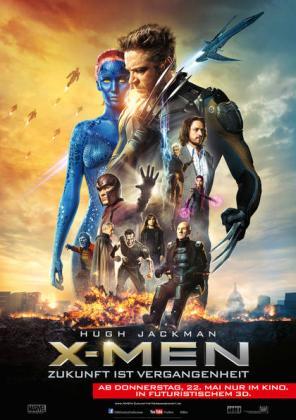Filmbeschreibung zu X-Men: Zukunft ist Vergangenheit