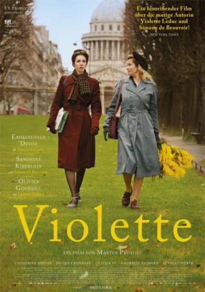 Filmbeschreibung zu Violette