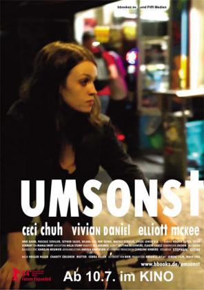 Filmplakat von Umsonst