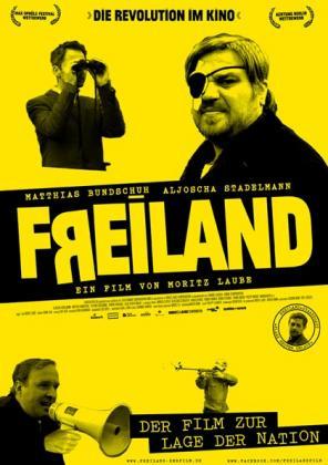Filmbeschreibung zu Freiland