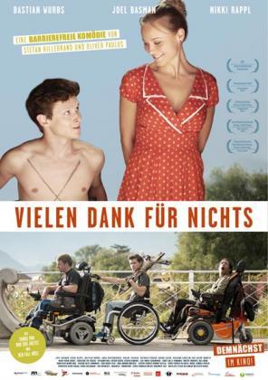 Filmplakat von Vielen Dank für nichts (OV)