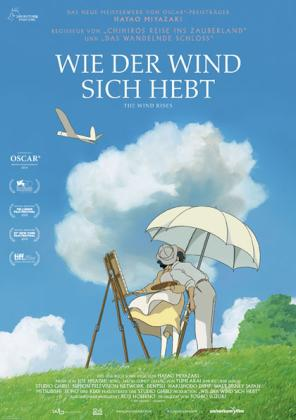 Filmplakat von Wie der Wind sich hebt (OV)