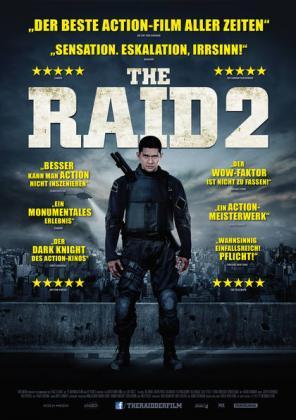 The Raid 2 (OV)